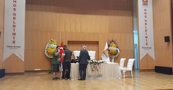 Sare Hatun AÇIKLIER, in Kıymetli Oğlu ,Mehmet'in Düğün Resileri