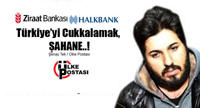 Türkiye'yi cukkalamak ŞAHANE..!