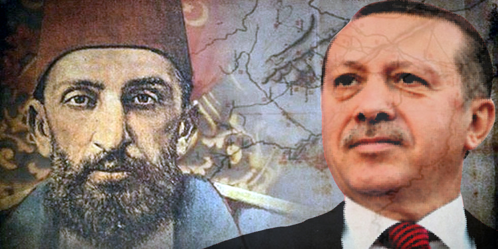 Dün 31 Mart Vakası bugün 17-25 Aralık . Dün AbdulhamitHan hedefti bugün Recep Tayyip Erdogan .