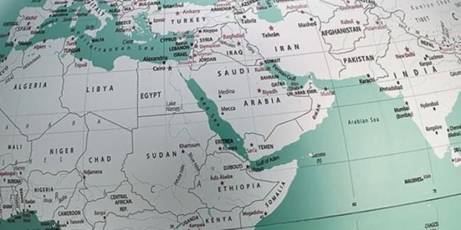 Türkiye-Mısır-İran-Suud Blok 5