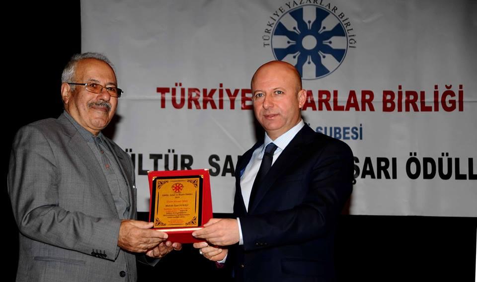 """TYB'DEN MUHSİN İLYAS SUBAŞI'NA """"ÜSTÜN HİZMET ÖDÜLÜ""""?"""