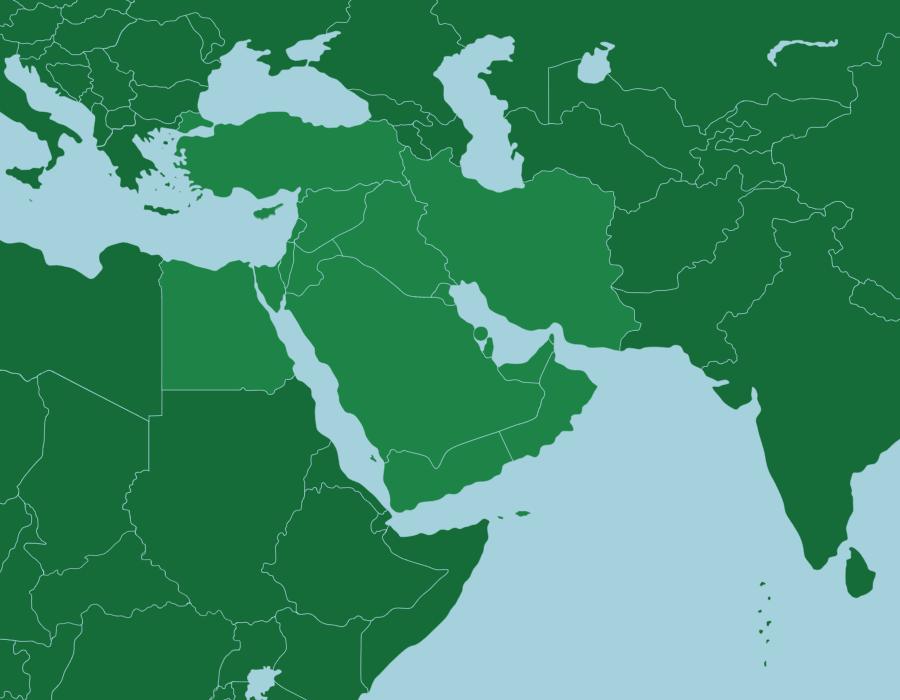 TÜRKİYE-MISIR-İRAN-SUUD BLOK 10