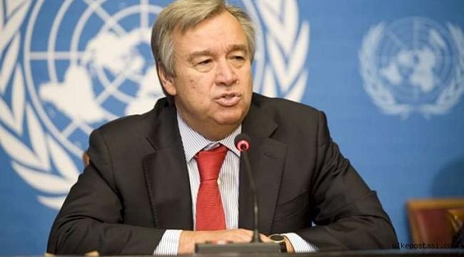 Birleşmiş Milletler Genel Sekreteri'nden Endişe verici Açıklama?