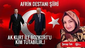 AK KURT İLE BOZKURT'U KİM TUTABİLİR..!