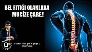 BEL FITIĞI OLANLARA MUCİZE ÇARE.!