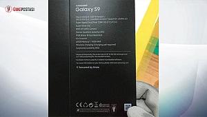 Samsung Galaxy S9 Özellikleri Belli oldu?