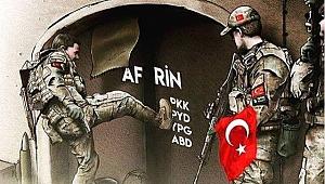 Türkiye Amerika'ya rağmen Afrin'e girdi?