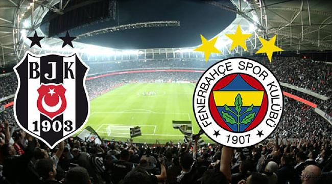 Beşiktaş Fenerbahçe Derbi Karşılaşması 2018