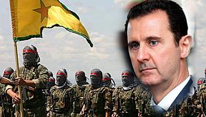 Esad PKK ile anlaşıp Afrin'e girer mi?