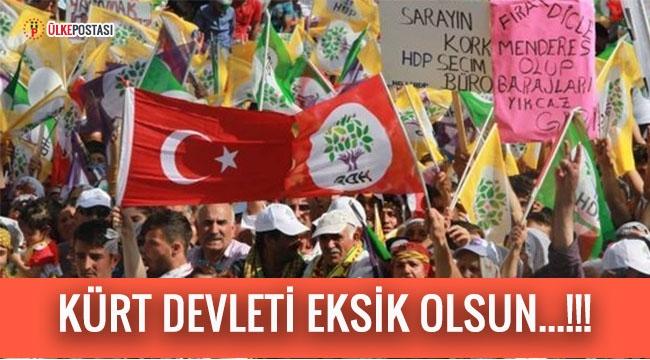KÜRT DEVLETİ EKSİK OLSUN...!!!