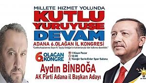 Ak Parti Adana Kongresi için flaş gelişme.?