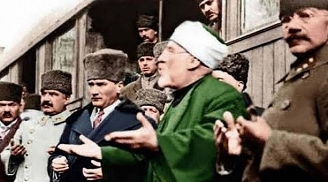 Ne Atatürke Küfredilsin..Ne İslam a...!