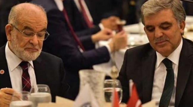 Saadet Partisi Abdullah Gül ile Ne Görüşecek?