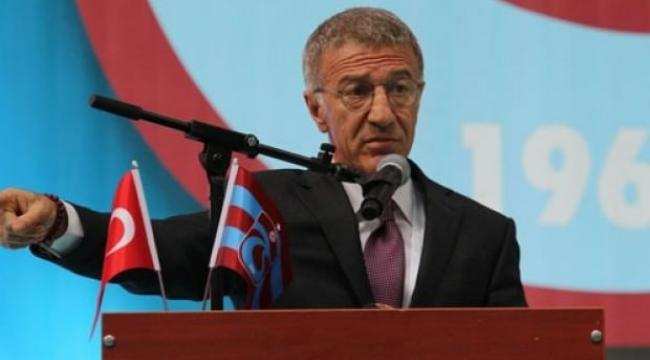 Trabzonspor'un 17. başkanı Ahmet Ağaoğlu oldu.?