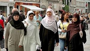 Müslümanların Avrupa ülkelerindeki olası nüfus oranı?
