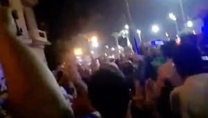 Halk sokaklarda Sisi'yi tutuklayın?