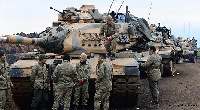Beklenen operasyon başladı! Türk askeri ilerliyor