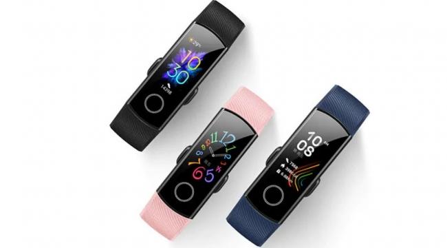 Akıllı Bilekliklere Huawei Honor Band 5 Damgası!