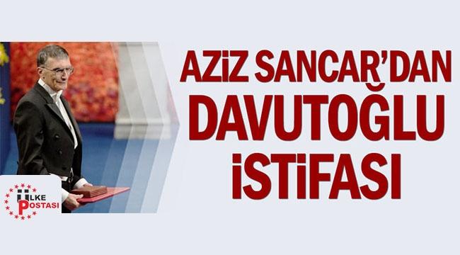 Davutoğlu'nun Üniversitesinden istifa?