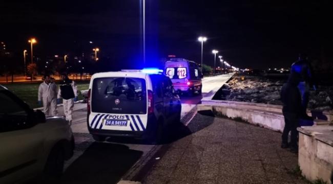 İstanbul Pendik'te denizde erkek cesedi bulundu.?