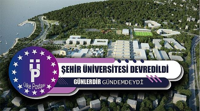 Şehir Üniversitesi Devredildi?