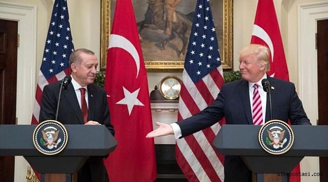 Trump Erdoğan'a neden övgüler düzüyor?