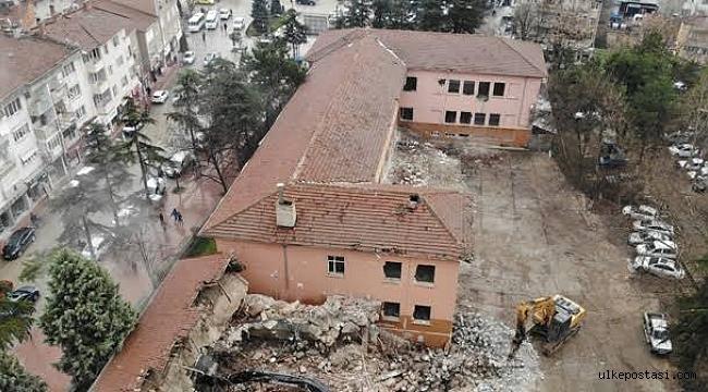 """""""Bursa'da Yıkım Kararı Verilen Okullar""""Basın Duyurusu (2020-07)"""