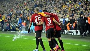 Galatasaray'ın 20 yılın intikamı?