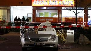 Irkçı Saldırıya Almanya'daki Türklerden Tepki gösterisi?
