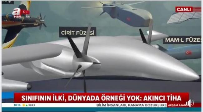 Türk Silahlı Kuvvetleri'nin gökyüzündeki vurucu güçleri?