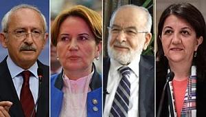 Türkiye'deki Mühalefet'in Yanlış siyaseti?