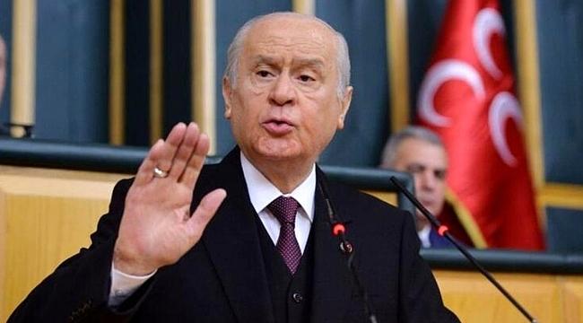 Devlet Bahçeli CHP'Yİ Duman etti?