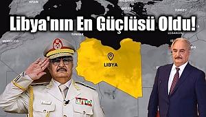 Libya'nın En Güçlüsü Oldu!