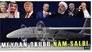 Türk SİHALARI Dünyaya Nam Saldı! Türkler Kılıcını Çekti!.?