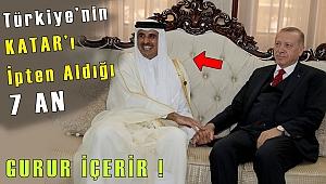 Türkiye'nin Katar İçin Yaptığı Efsane Hareketler!