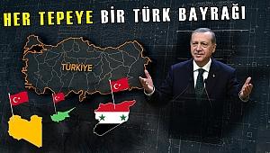 Türkiye O Ülkeye Türk Bayrağını Dikecek!