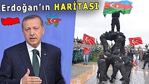 Başkan Erdoğan'ın Haritası Yunan'ı Fransız'ı Amerika'yı SARSTI!