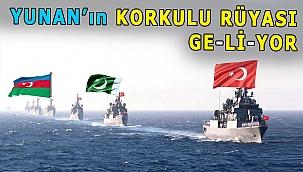 Korkuları Gerçek Oluyor! Türkiye-Pakistan-Azerbaycan birleşiyor?