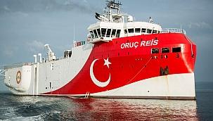 Sismik Araştırma Gemisi Oruç Reis'in Tüm özellikleri?