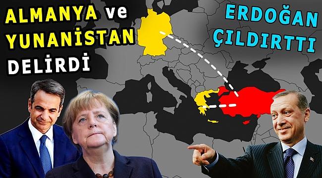 Türkler eğer daha çok keşif yaparsa Dünya'nın huzurunu bozar.?