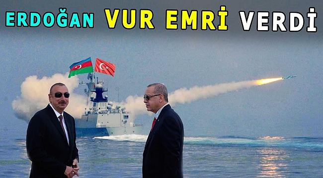 Başkan Erdoğan Türk Gemilere TAM YETKİ Verdi VURUN!!!