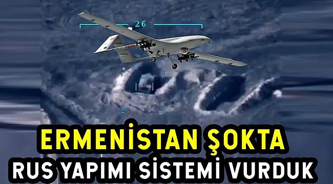 SİHA'lar Azerbaycan'ı Böyle Kurtardı, Rusları Üzdü!