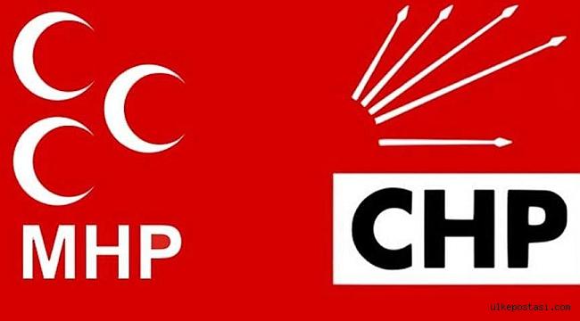 Ak Partinin MHP'yi küstürmeme çabası ve CHP'nin HDP'yi kazanma uğraşı?