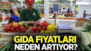Gıda fiyatları neden artıyor?