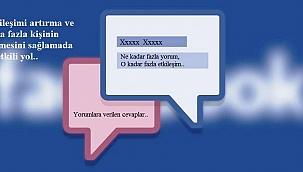 Sosyal Medyada Etkileşim?