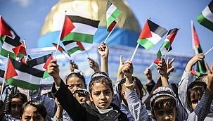 81 ilden tek ses: Filistin Davası'nı sahipsiz bırakmayacağız