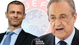 Avrupa Süper Ligi'ne katılan takımlara men cezası yolda!