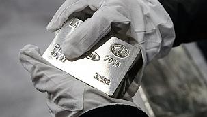 Değerli metal fiyatları düştü