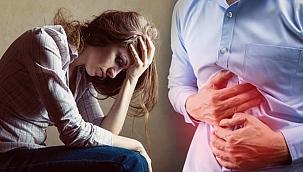 Depresyonu tetikliyor: Bağırsak sağlığınıza dikkat edin!