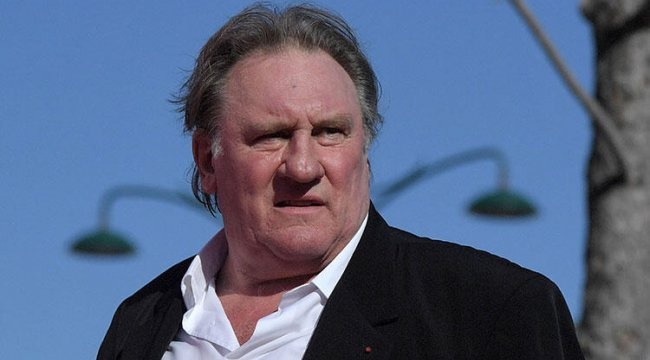 Dünyaca ünlü Fransız aktör Gérad Depardieu 'tecavüz' suçlaması!